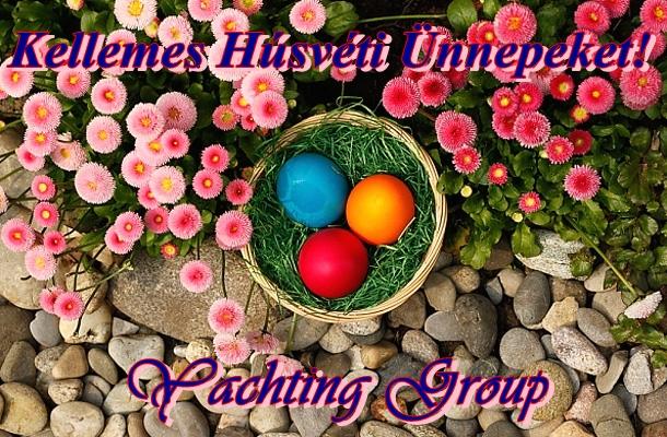 Kellemes Húsvéti Ünnepeket YC