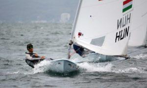 Magyar vitorlázók a rioi Olimpián