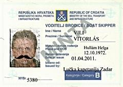 Hajós jogosítvány Yachting College